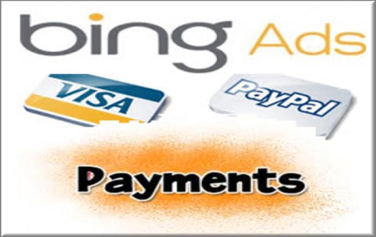 Способы оплаты Bing Ads — WebNots