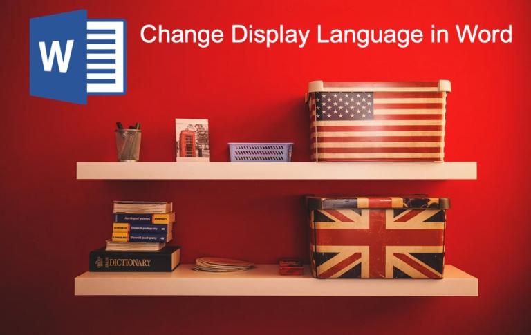 Как изменить язык отображения в Microsoft Office?  »WebNots
