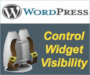 Как управлять видимостью виджета в WordPress с помощью Jetpack?  »WebNots