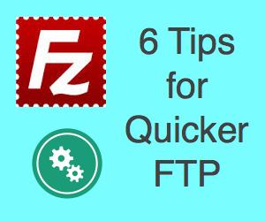 6 советов по ускорению FTP с помощью FileZilla »WebNots