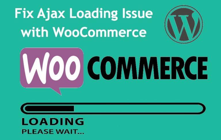 Исправить медленную загрузку страницы в WooCommerce