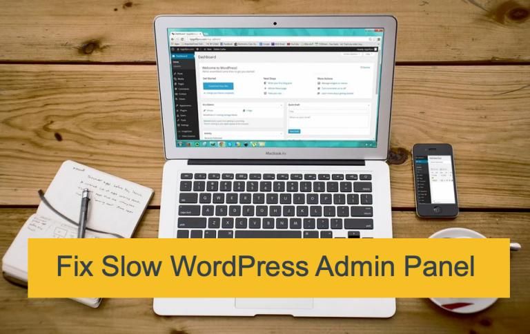 Почему моя панель администратора WordPress слишком медленная?  »WebNots