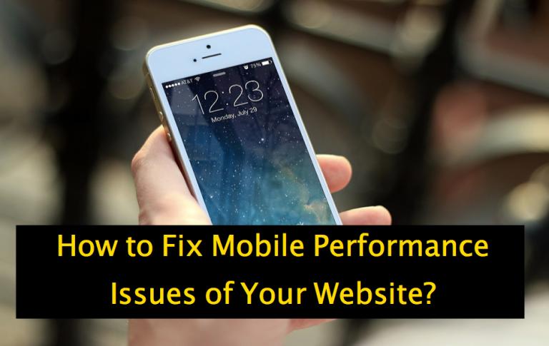 Как исправить проблемы с мобильной производительностью вашего сайта?  »WebNots