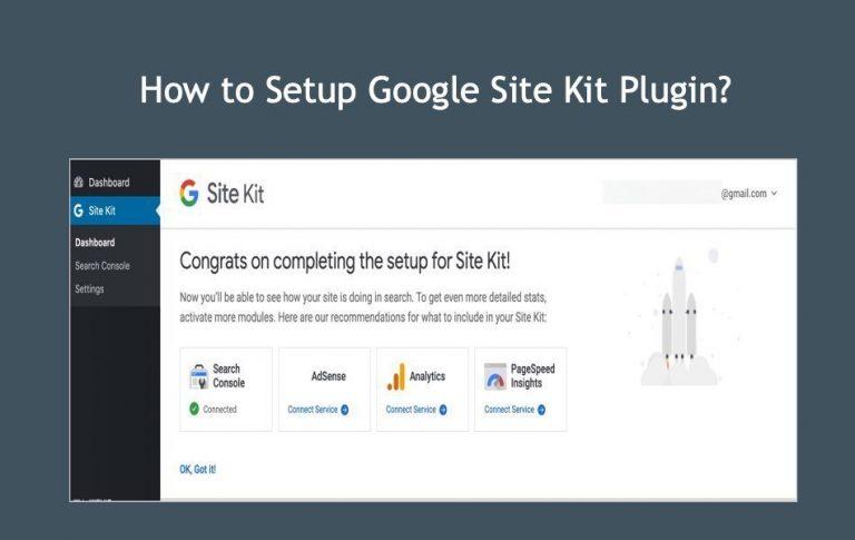 Как настроить плагин Google Site Kit на сайте WordPress?  »WebNots