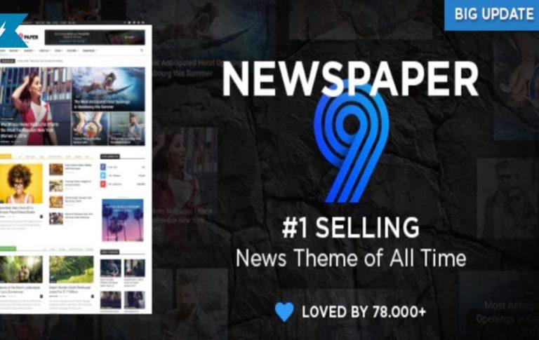 Обзор темы журнала WordPress для газет »WebNots