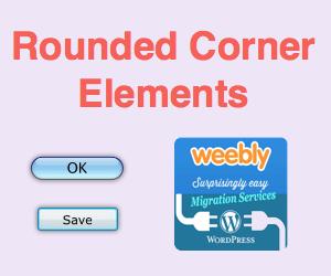 CSS-элементы с закругленными углами для Weebly »WebNots