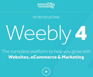 Что нового в Weebly 4 – обновление платформы четвертого поколения »WebNots