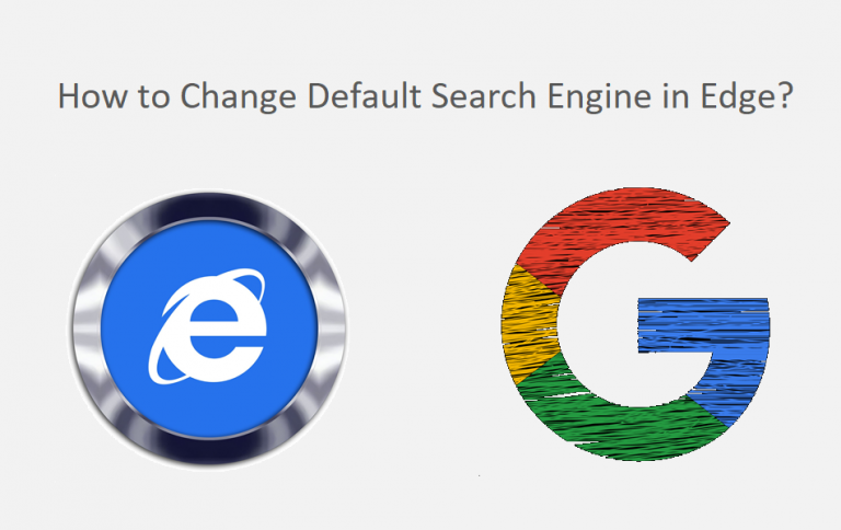 Как изменить поисковую систему по умолчанию в Edge?  »WebNots