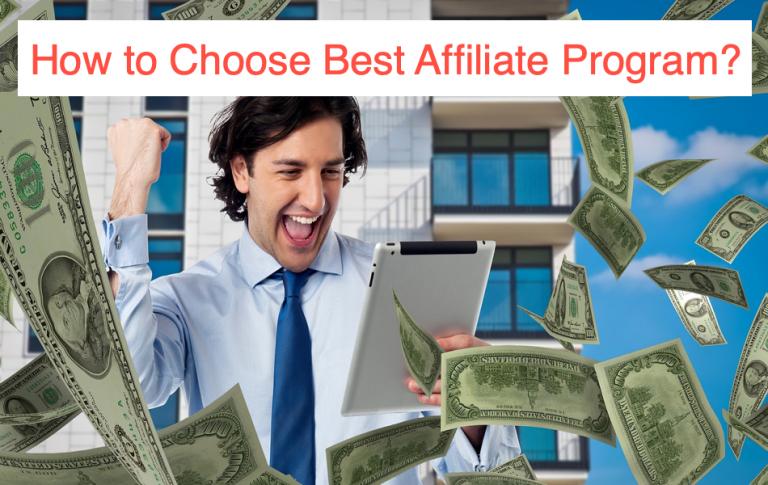 Как выбрать лучшую партнерскую программу для своего блога?  »WebNots