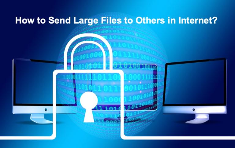 Как отправлять большие файлы другим пользователям в Интернете?  »WebNots