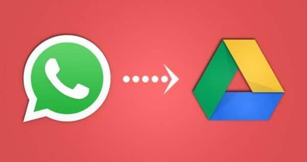 Как сделать резервную копию сообщений WhatsApp на свой Google Диск