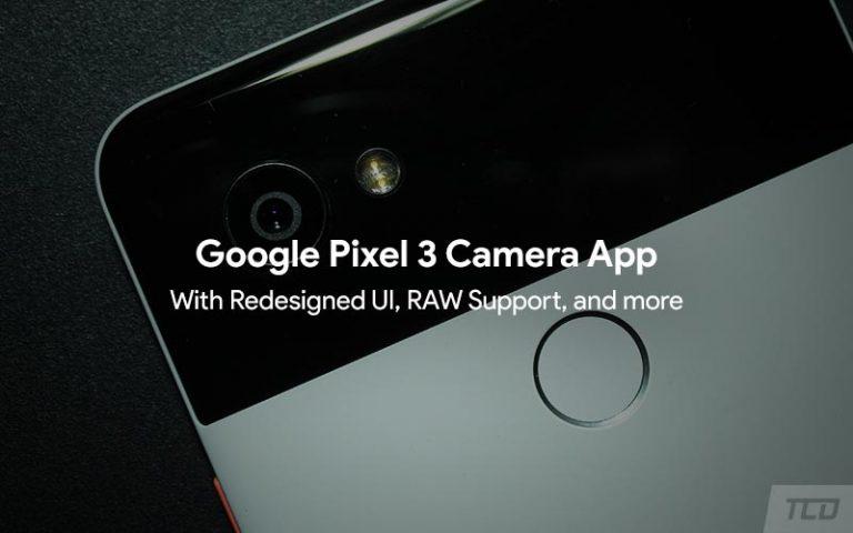 Скачать приложение Pixel 3 Camera (Google Camera 6.3 APK)