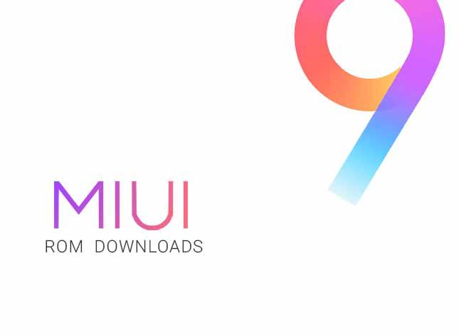 Скачать бета-прошивку MIUI 9 для устройств Xiaomi