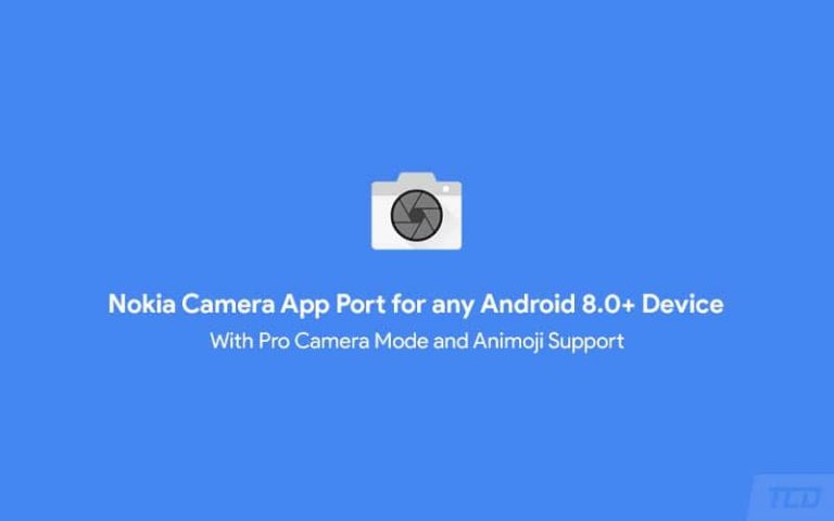 Загрузить порт приложения Nokia Camera для любого устройства Android 8.0+ (APK)