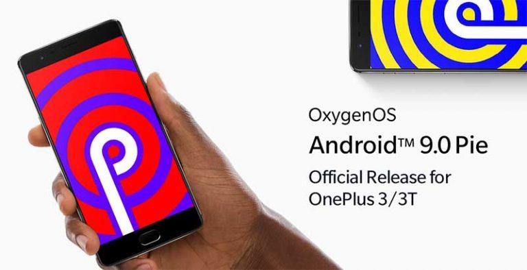 Скачать OnePlus 3 / 3T Android Pie (OxygenOS 9.0.6) Обновление
