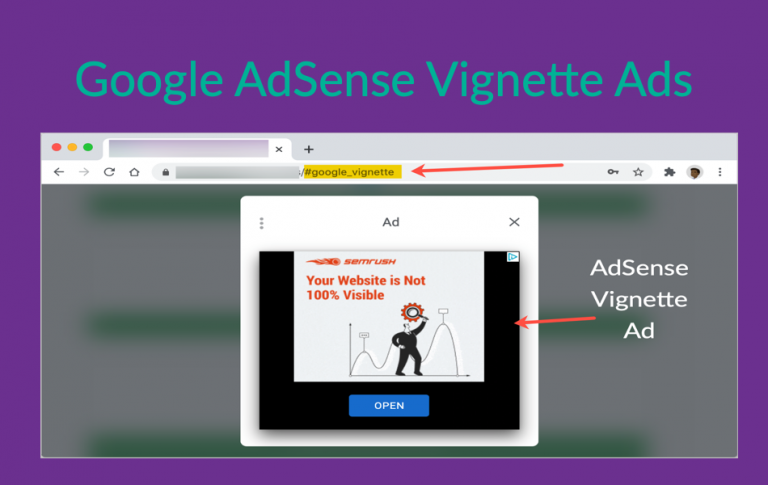 Как увеличить доход от AdSense с помощью виньетки?  »WebNots