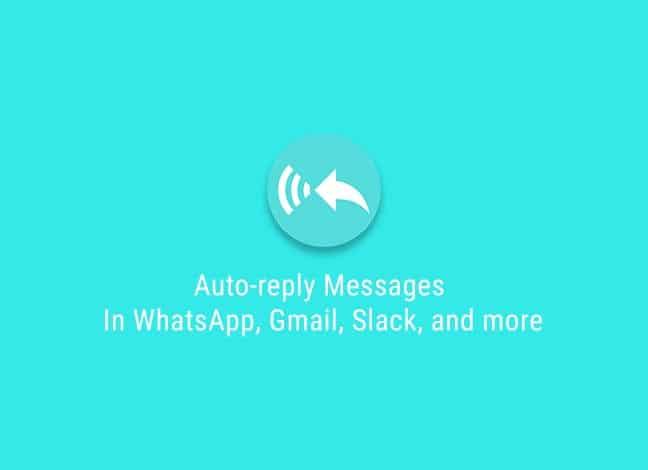 Как автоматически отвечать на сообщения в WhatsApp и других приложениях