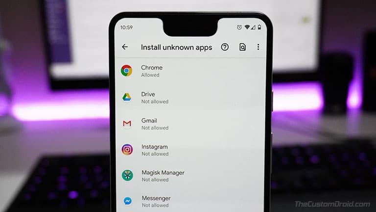 Как установить APK на Android (загрузка неопубликованных приложений)