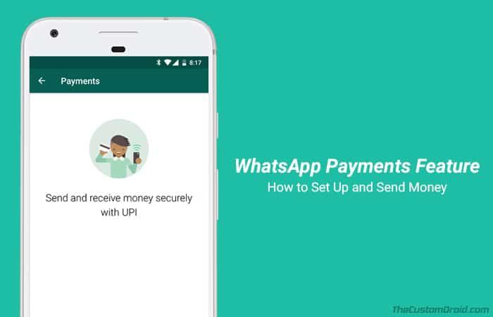 Функция платежей WhatsApp – как настроить, отправить и получить деньги