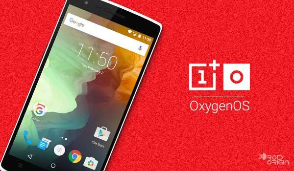 Установите OxygenOS 2.1.4 на OnePlus One вручную