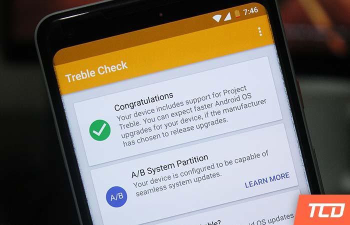 Список поддерживаемых устройств Project Treble (официальных и неофициальных)