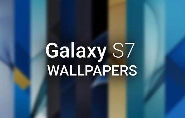 Скачайте обои Samsung Galaxy S7 прямо сейчас!