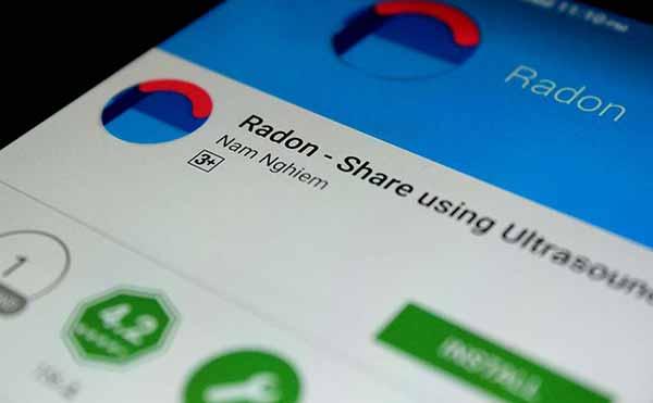 Теперь легко делитесь ссылками с помощью приложения Radon для Android