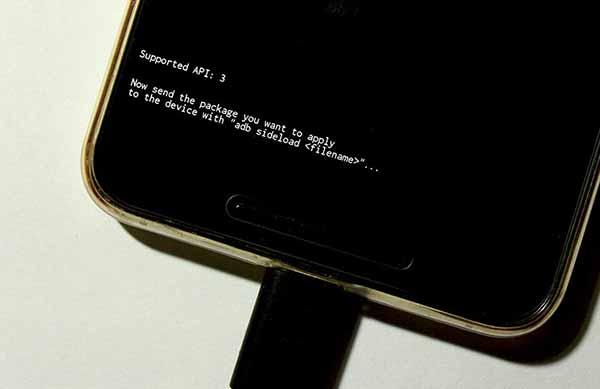 Как загружать обновления OTA на устройства Nexus