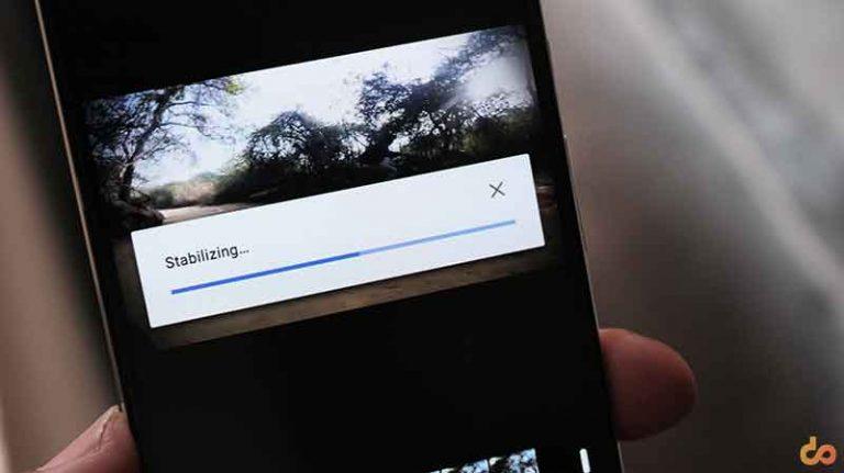 Как использовать Google Фото для стабилизации видео на устройствах Android