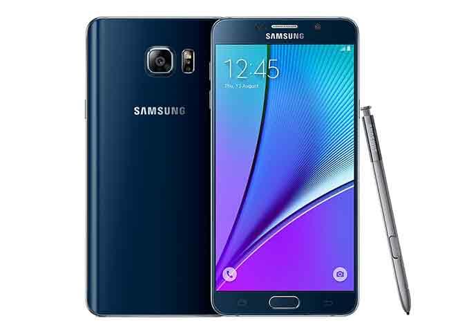 Обновите Galaxy Note 5 до Android Marshmallow (SM-N920C / K / L / S / P)