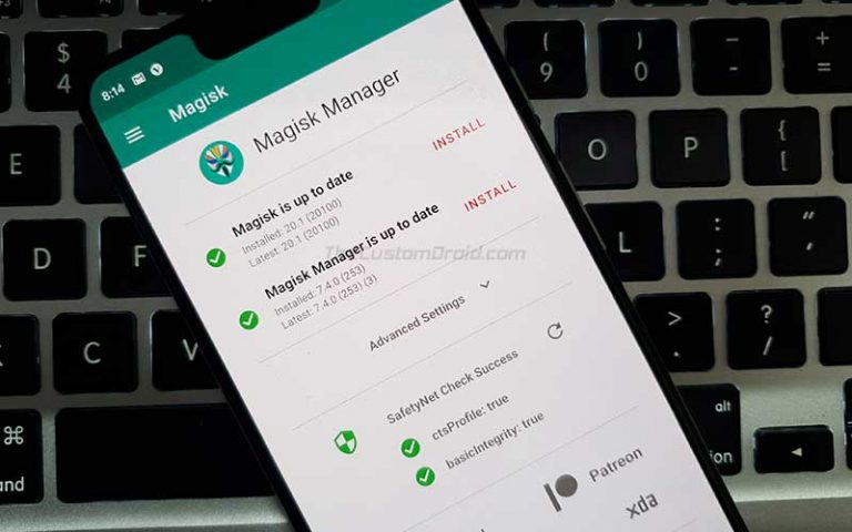 Как рутировать Xiaomi Mi A2 / A2 Lite с помощью Magisk (без TWRP)