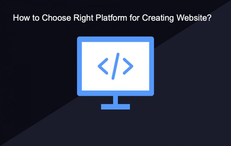 Как правильно выбрать платформу для создания сайта?