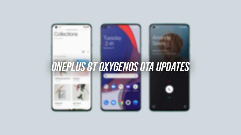 Репозиторий OTA-обновлений OnePlus 8T OxygenOS (OxygenOS 11.0.5.6)