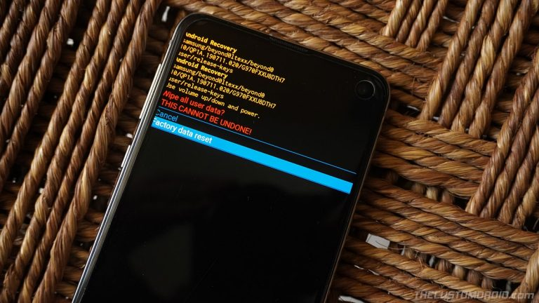 Как извлечь файл Android OTA Payload.bin с помощью Payload Dumper Tool на ПК или устройстве Android