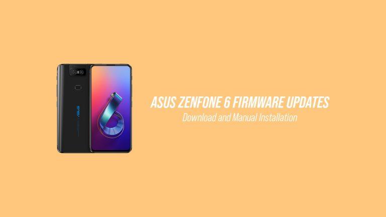 Репозиторий OTA-обновлений прошивки Zenfone 6 (последнее обновление: Android 11)