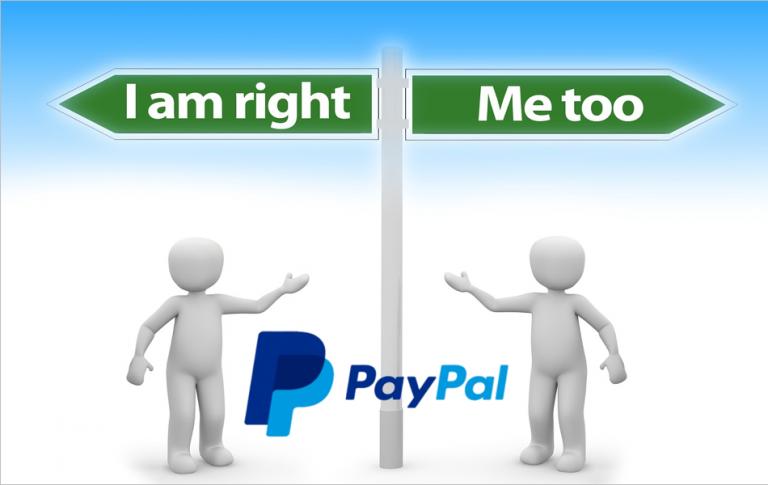 Как разрешать споры в PayPal?