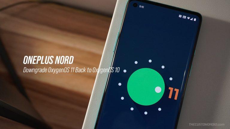 Как вручную установить обновление OxygenOS 11 на OnePlus 8 / OnePlus 8 Pro