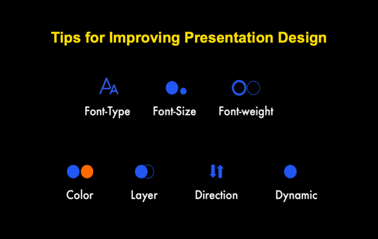 6 советов по улучшению дизайна презентации
