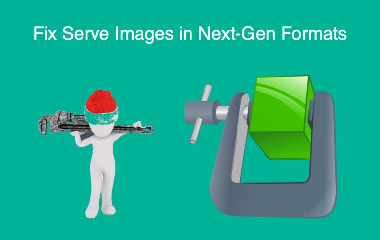 Использовать WebP в WordPress, чтобы исправить проблему с отображением изображений в форматах следующего поколения?