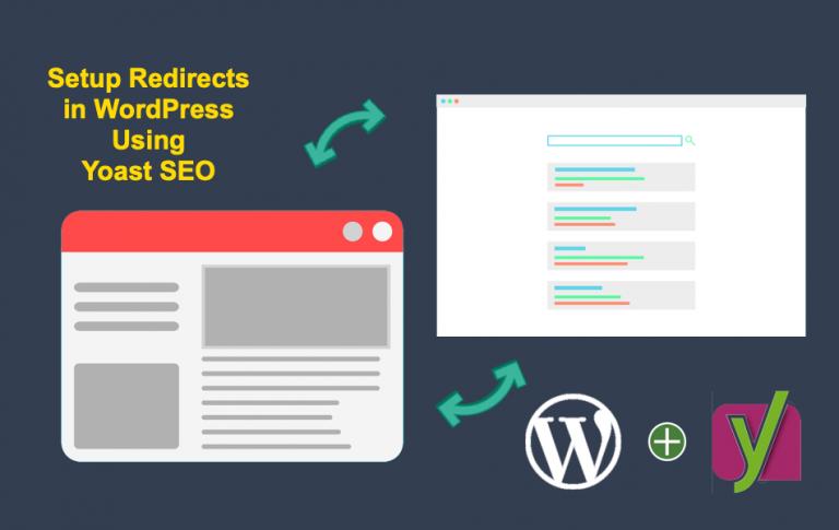 Как настроить переадресацию в WordPress с помощью Yoast SEO Premium?