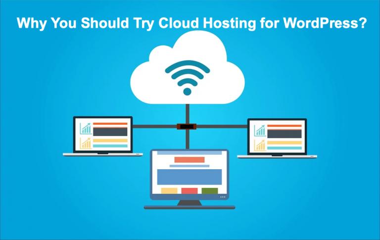 5 причин использовать облачный хостинг для WordPress?