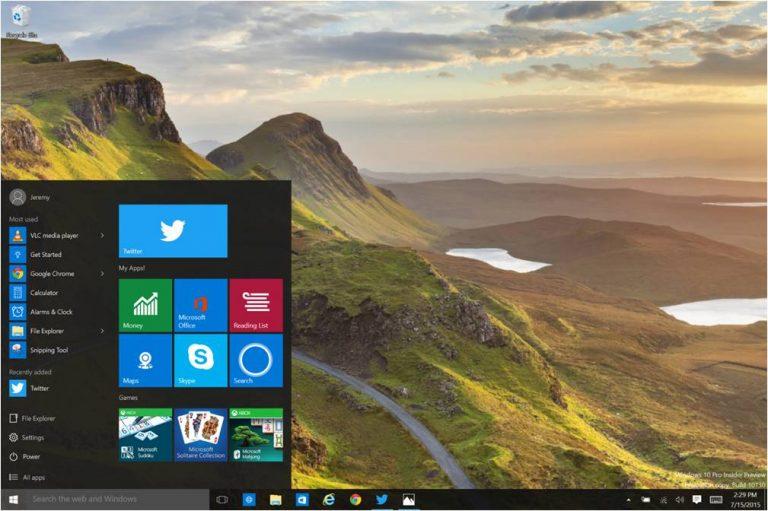 Как удалить родные приложения и программы в Windows 10
