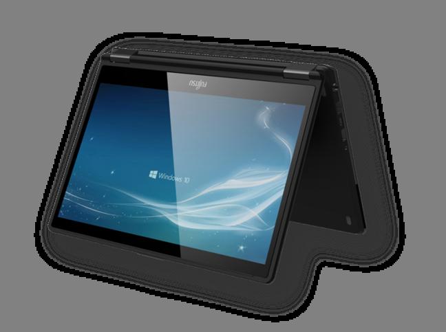 Fujitsu представляет новые планшеты Lifebook 2-in-1 для делового мира!