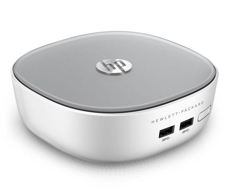 Настольный ПК HP Pavilion Mini: обзор OutOfBit