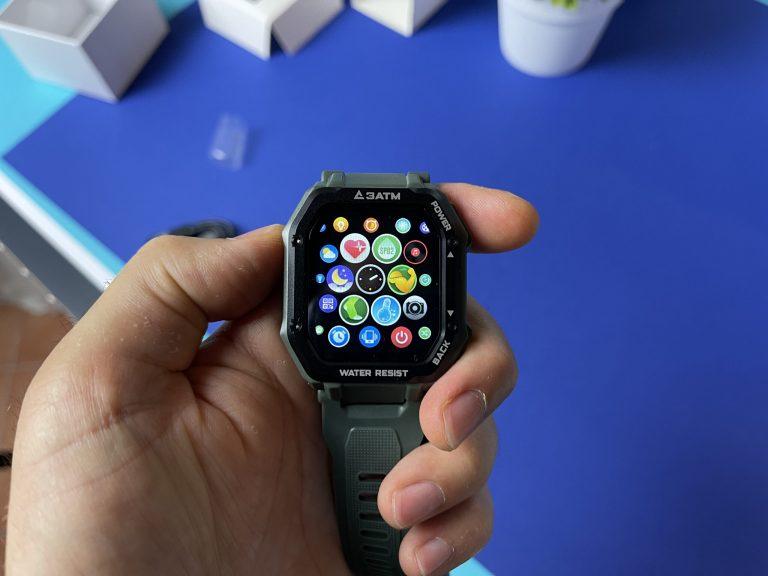 Обзор Kospet Rock: доступные прочные умные часы