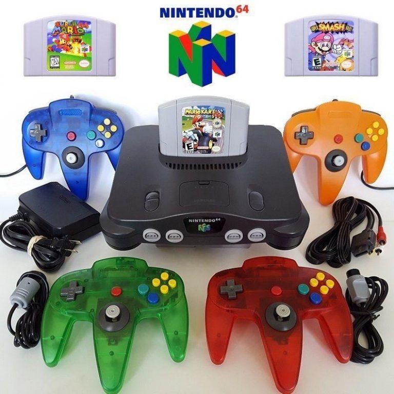 Лучшие эмуляторы Nintendo 64 для ПК, Mac и Linux