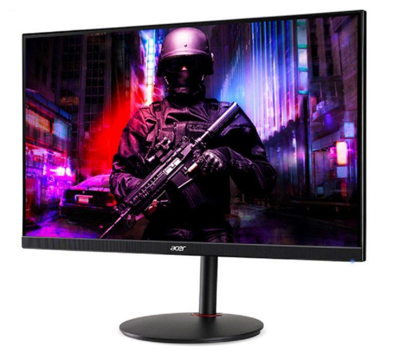 Acer представляет XV282K KV, новый игровой монитор с поддержкой HDMI 2.1: все подробности