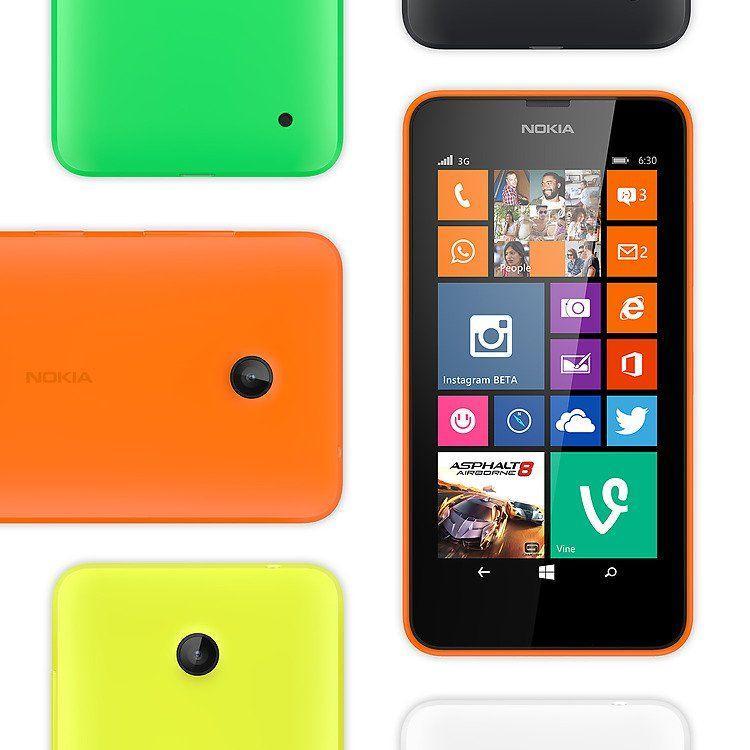 Nokia Lumia 630 |  OutOfBit
