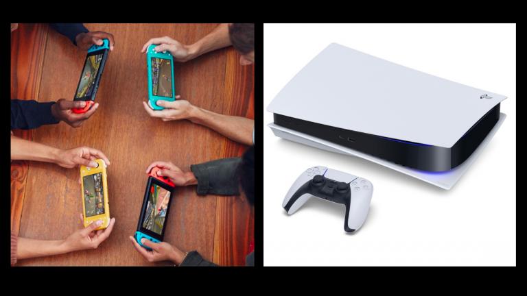 PS5 против Nintendo Switch: какую купить?