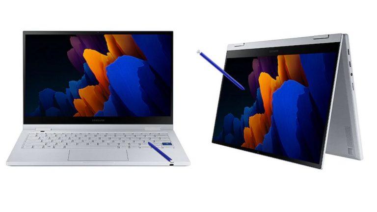 Samsung Galaxy Book Flex 5G представляет новый 2-в-1 с процессором Intel Core 11-го поколения